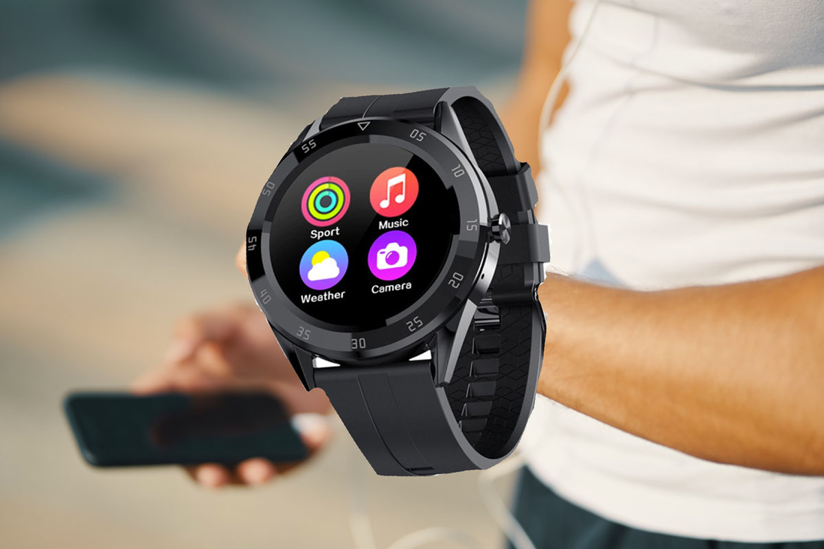 c10 xpower smartwatch multifunzione