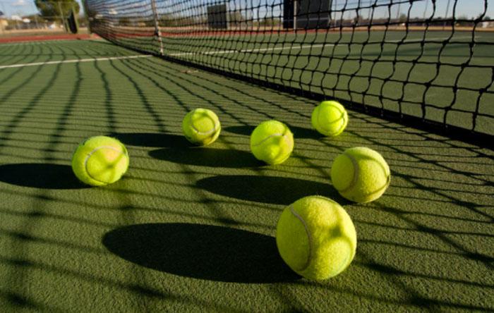 palle da tennis professionali