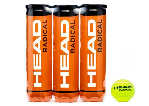 palline da tennis professionali migliori head