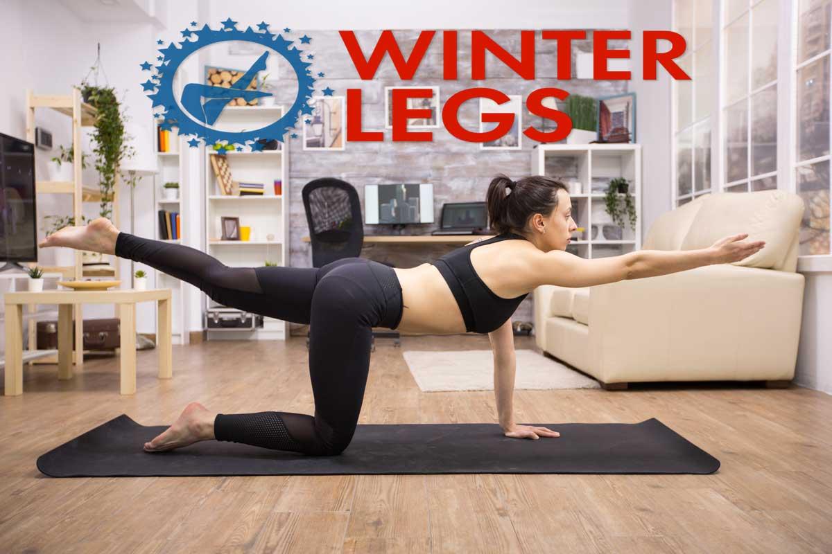winter legs leggings