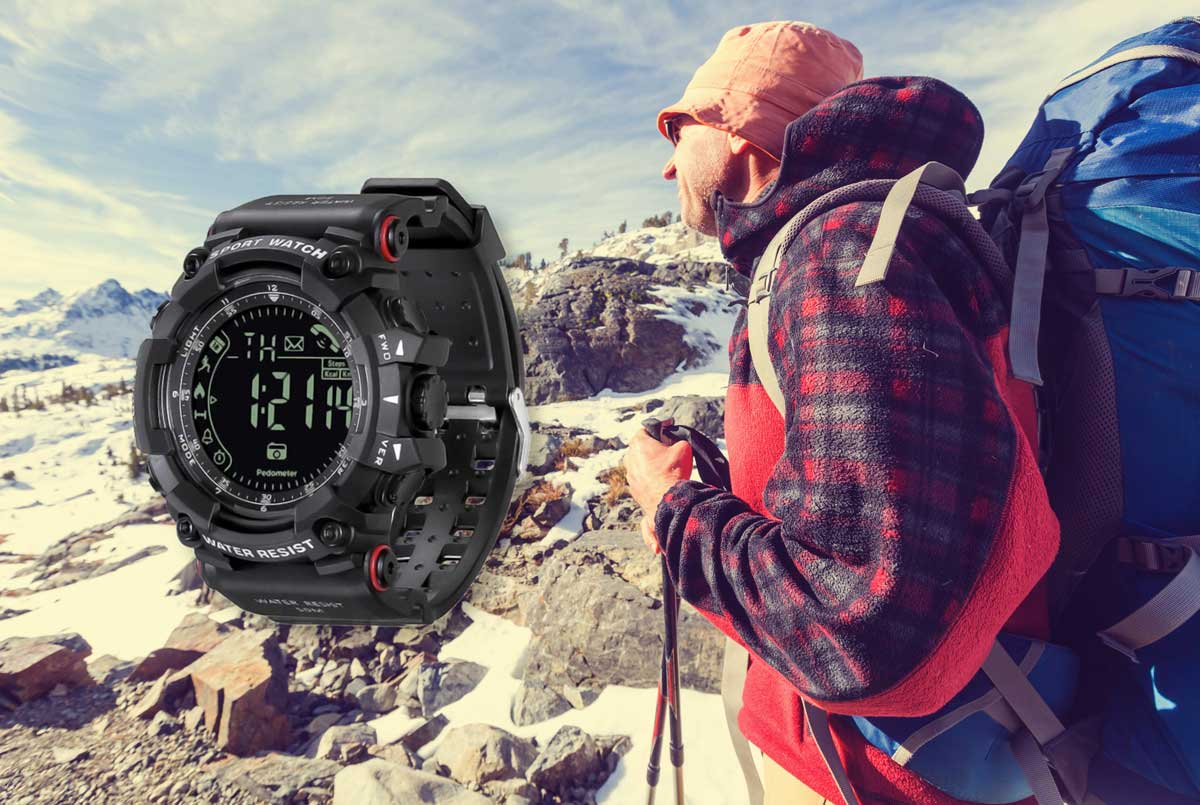 x tactical watch 2.0 orologio