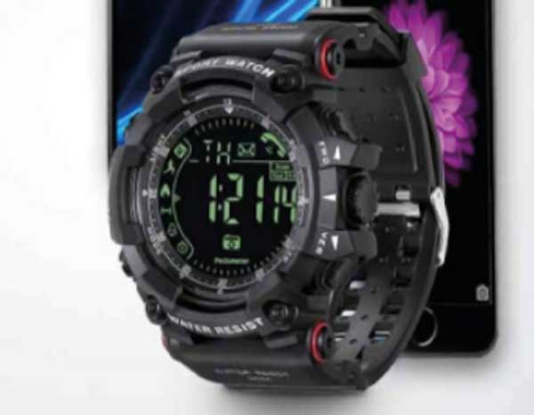 x tactical watch 2.0 smartwatch multifunzione