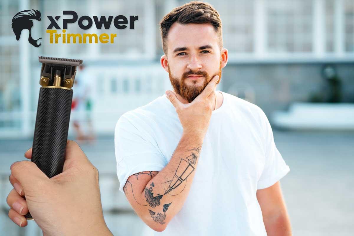 xpower trimmer rasoio elettrico multifunzione