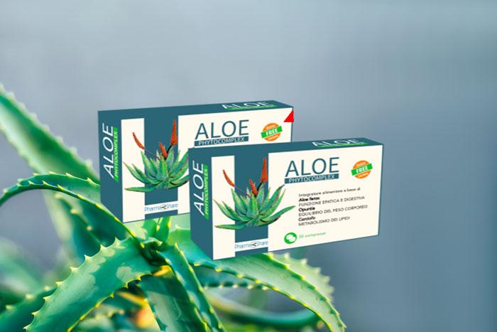 aloe phytocomplex integratore dimagrante naturale